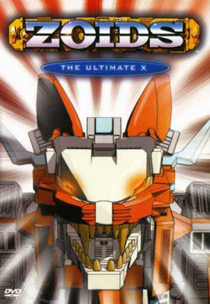 TV Series - Zoids - The Ultimate X