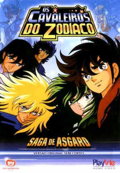 TV Series - Saint Seiya DVD 16 PT-BR CE
