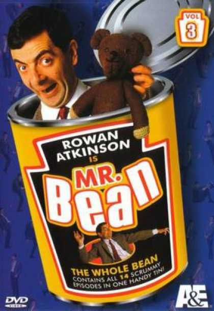 TV Series - Mr. Bean The Whole Bean