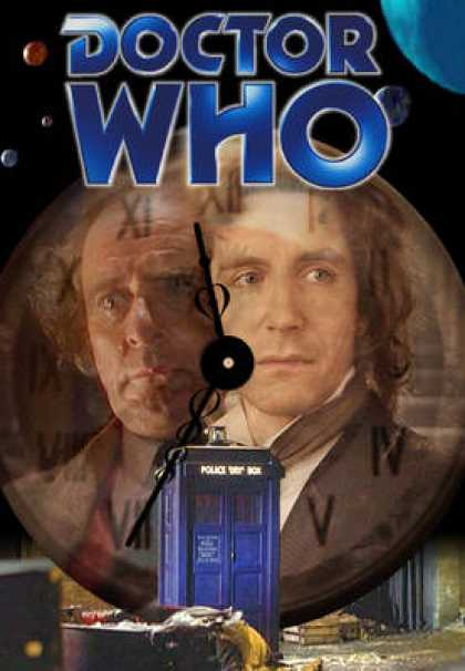 TV Series - Doctor Who - The TV Movie