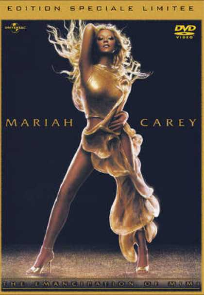 TV Series - Jaquette De Dvd Mariah Carey The Emancipation
