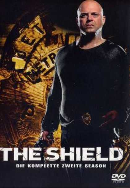 TV Series - The Shield GERMAN
