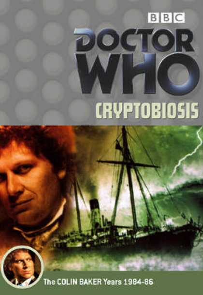 TV Series - Doctor Who - Cyptobiosis