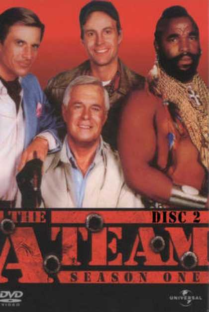 TV Series - The A Team