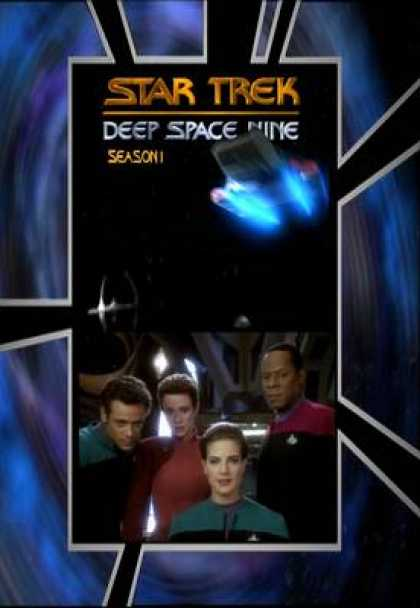 TV Series - Star Trek Deep Space 9 Dvd 3 And