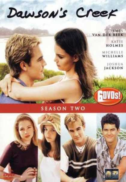 TV Series - Dawsons Creek