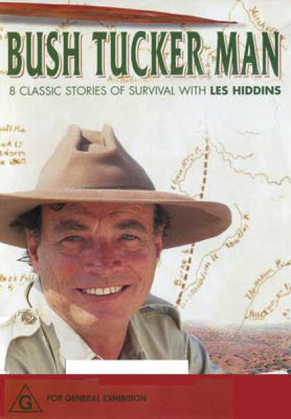 TV Series - Bush Tucker Man