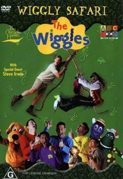 TV Series - The Wiggles- Wiggly Safari