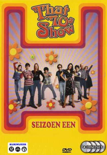 TV Series - That 70s Show