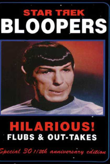 TV Series - Star Trek TV Bloopers