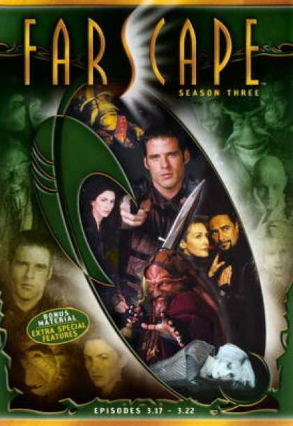 TV Series - Farscape - 6 Australian