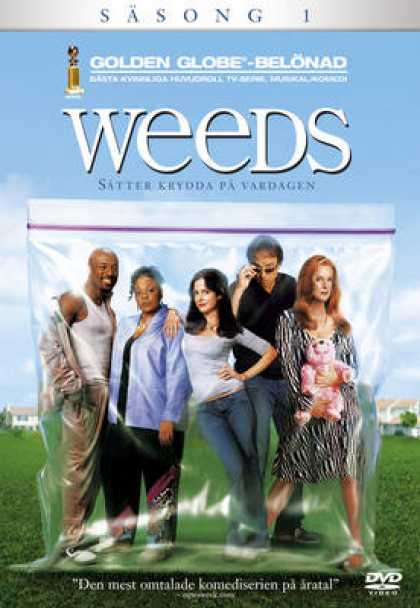 TV Series - Weeds SWEDISH