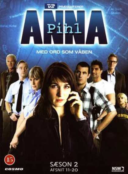 TV Series - Anna Pihl DANISH