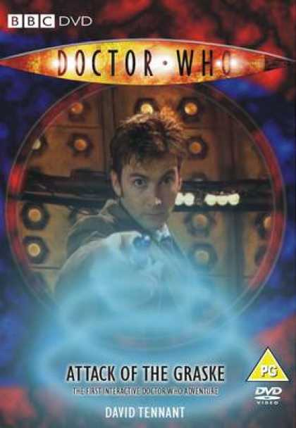TV Series - Doctor Who - Attack Of The Graske