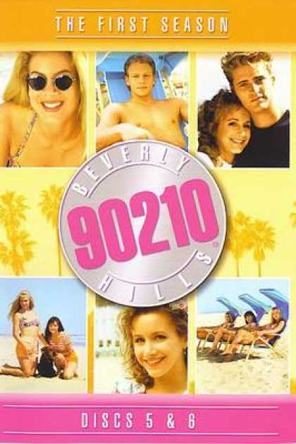 TV Series - Beverly Hills 90210 (Disc 5 & 6)