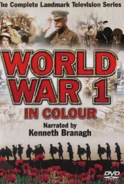 TV Series - World War I - In Colour Thinpack