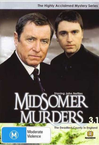 TV Series - Midsomer Murders 3.1