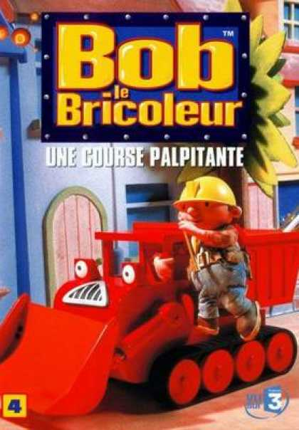 TV Series - Bob The Builder