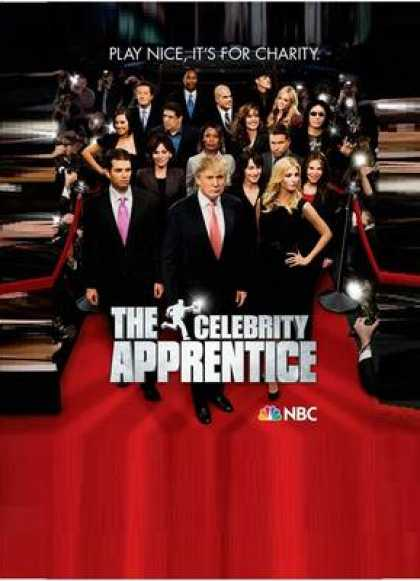 TV Series - The Apprentice: R0