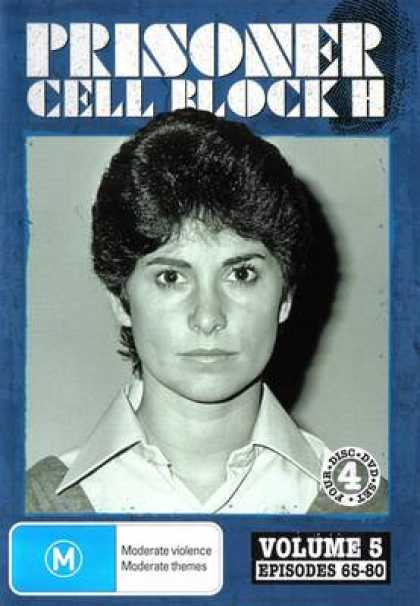 TV Series - Prisoner Cell Block H