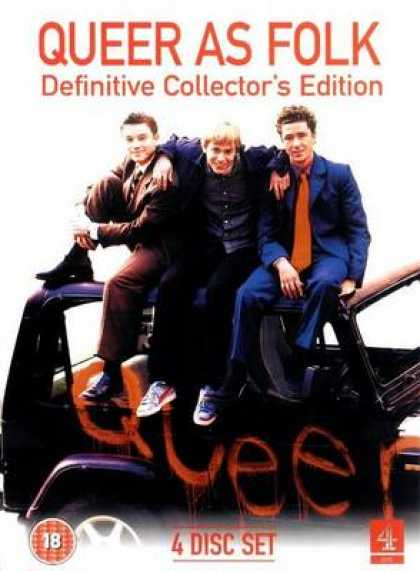 TV Series - Queer As Folk CE