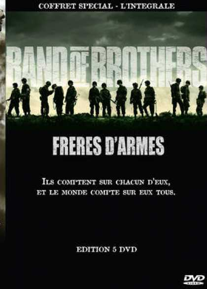 TV Series - Bands Of Brothers Complete Series H