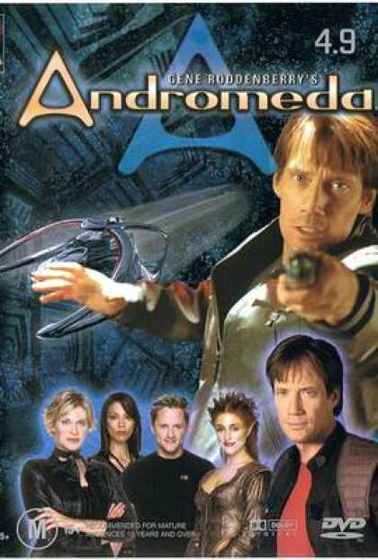 TV Series - Andromeda 4.9
