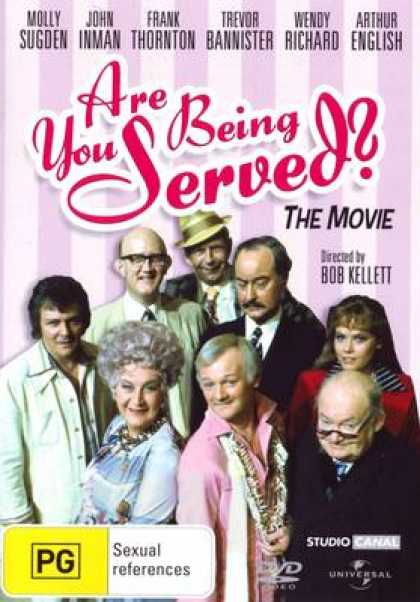 TV Series - Are You Being Served? The Movie