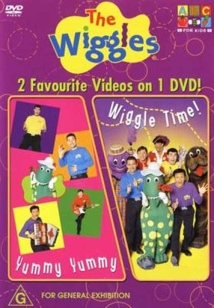 TV Series - The Wiggles- Yummy Yummy Plus Wiggle Time