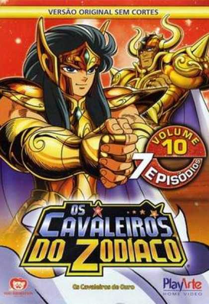 TV Series - Saint Seiya 0 PT/BR CE