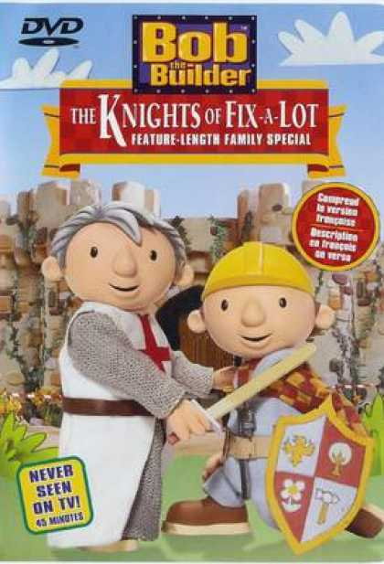 TV Series - Bob The Builder The Knights Of Fix-A-Lot