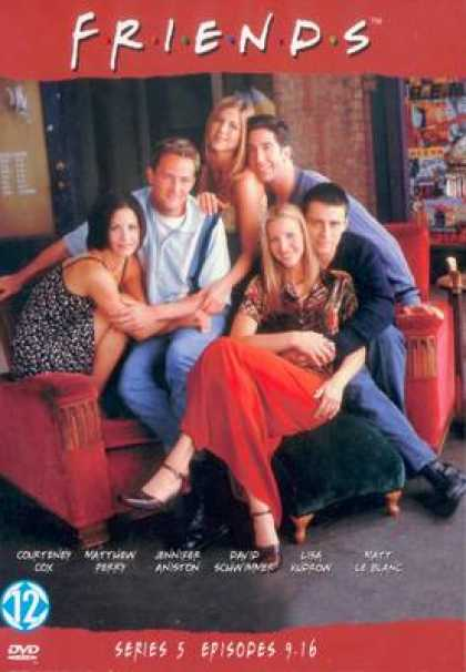 TV Series - Friends Episodes 09-16