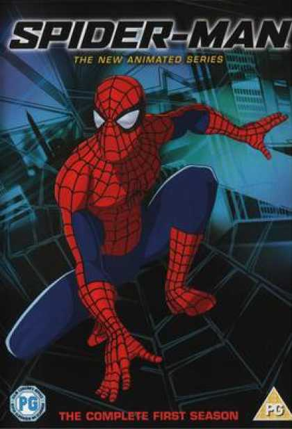 TV Series - Spiderman The New Animated