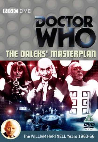 TV Series - Doctor Who - The Daleks Masterplan