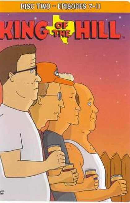TV Series - King Of The Hill Episodes 7