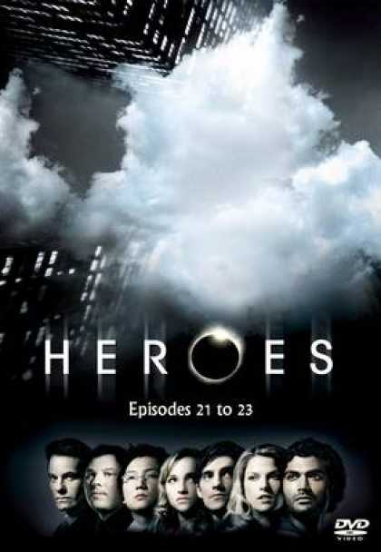 TV Series - Heroes - Episodes 21 To
