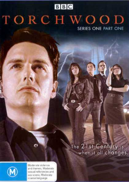 TV Series - Torchwood Series One Part One