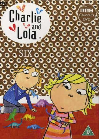 TV Series - Charlie And Lola - Six