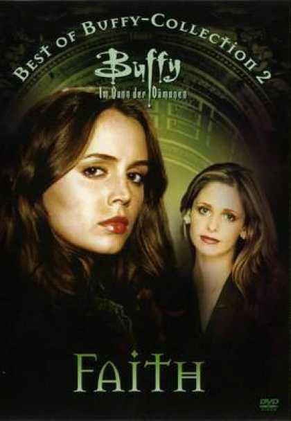 TV Series - Best Of Buffy - Collection 2 - Faith