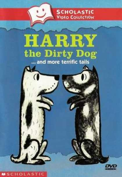 TV Series - Harry The Dirty Dog