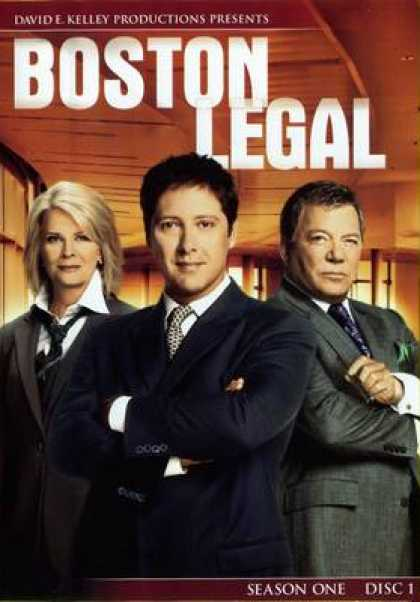 TV Series - Boston Legal: (2004/05)