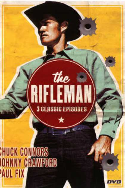 TV Series - The Rifleman - 3 Classic Episodes