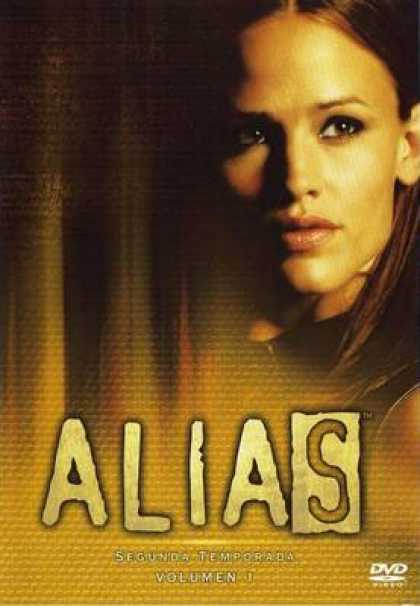 TV Series - Alias Spanish