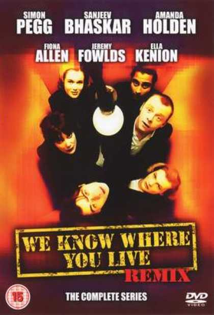 TV Series - We Know Where You Live: The Complete Series