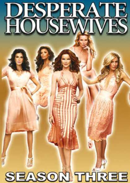 TV Series - Desperate Housewives BOX