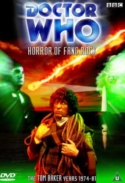 TV Series - Doctor Who - Horror Of Fang Rock