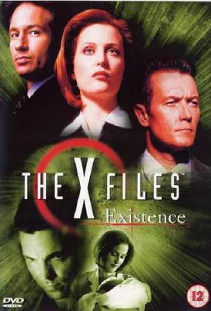 TV Series - X Files Existance
