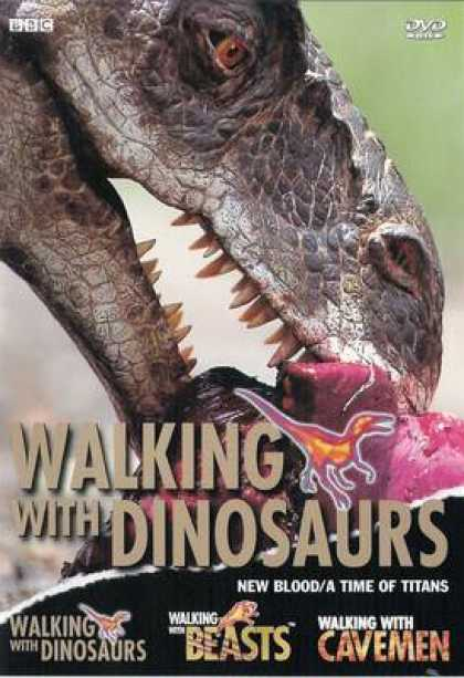 TV Series - Walking With Dinosaurs - 1 (1999/2001/