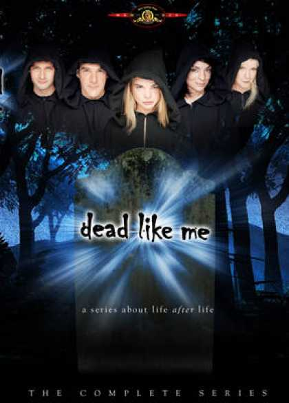 TV Series - Dead Like Me - 8 DISK