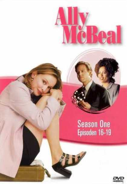 TV Series - Ally Mcbeal - 1 - Episoden 16